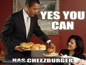 yes you can has cheeseburger