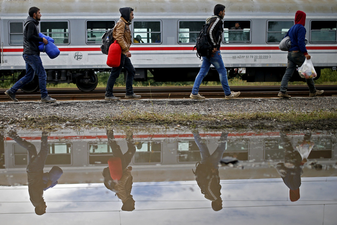 Seeing double? How the EU miscounts migrants arriving at itsborders
