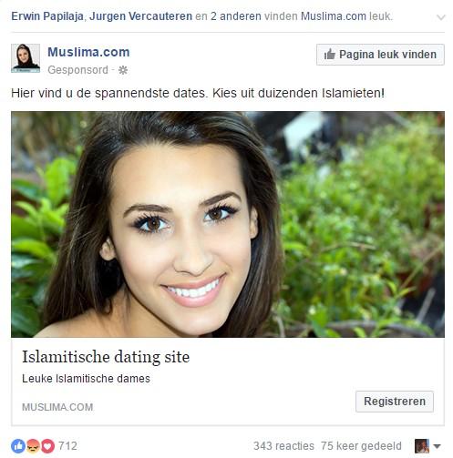 Islamitische dating site