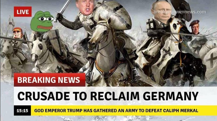 Capture crusade